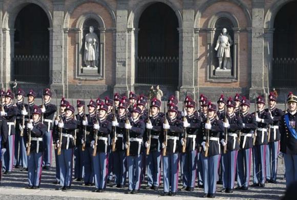 �������. 21 ������ �� ������� del Plebiscito ������ ������� ��������� ������� ����� �Nunziatella�