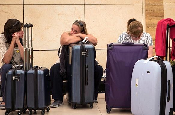 От бомб защитит специальный чехол для чемоданов