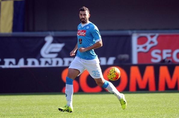 Рауль Альбиоль, центральный защитник «Наполи»