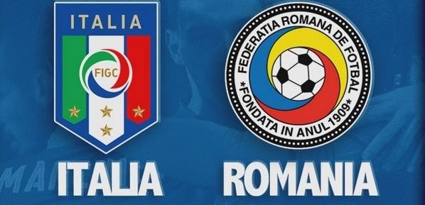 Италия – Румыния 2:2