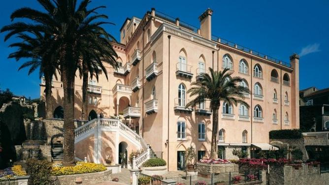 Какой отель в Европе будет лучшим для медового месяца?