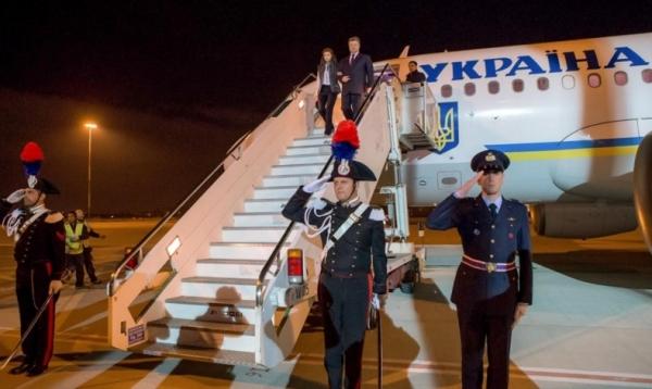 Петр Порошенко едет в Ватикан