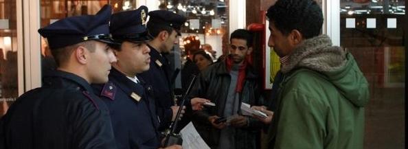 В Италии арестовали сирийцев с фальшивыми паспортами