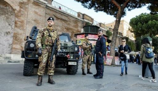 В Италии участились сообщения о терактах