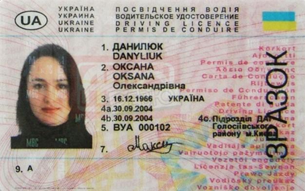 Украинцы смогут водить машину в Италии