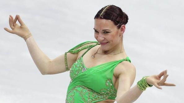 фигуристка из России Алена Леонова получила первое место на международном турнире в Италии