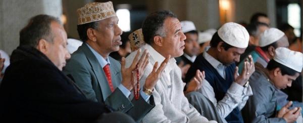 Члены мусульманских общин Италии протестуют против терроризма