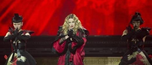 Мадонна подтверждает даты концертов в Турине