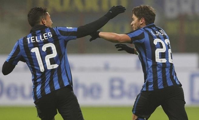 После поражения «Наполи» в Болонье и победы «Интера» с любимым счетом 1:0
