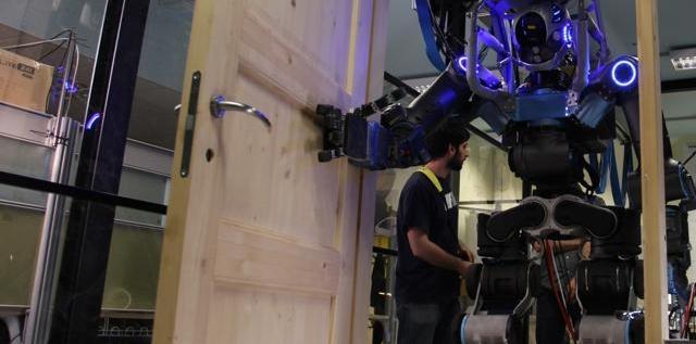 Робот вместо пожарных создан в Пизе