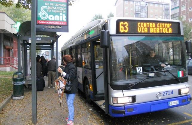 В автобусах и метро Турина можно будет ездить бесплатно