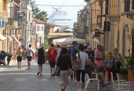 Ольбия. Туристический налог введут с нового года