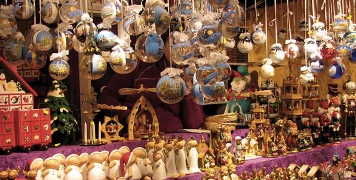 Больцано. На севере Италии рождественский рынок открылся