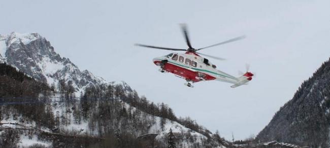 Два человека погибли в итальянских Альпах