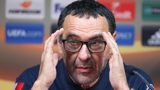 Итоги подводит главный тренер «Наполи» Маурицио Сарри