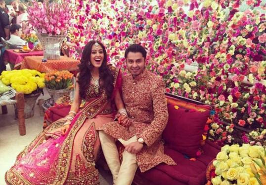 Сын миллионера из Индии сыграл пышную свадьбу во Флоренции