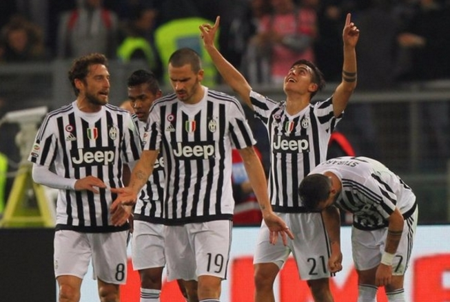 В отчетном туре «Лацио», в Риме, проиграл набирающему ход «Ювентусу» - 0:2