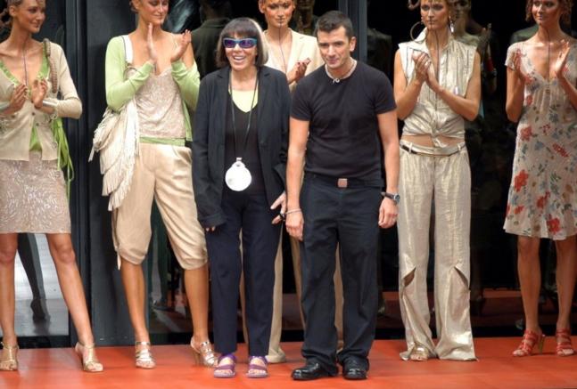 Милан. Умерла основательница модного дома KRIZIA Мария Манделли