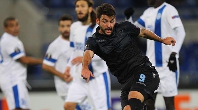 Завершил дело сербский голеадор «Лацио» Филип Джорджевич