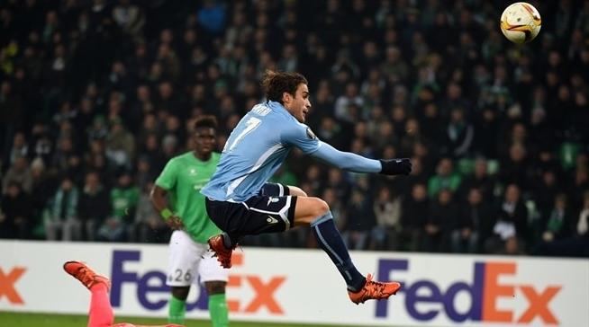 мяч от марокканца отскочил к Алессандро Матри и, арендованный в «Милане»