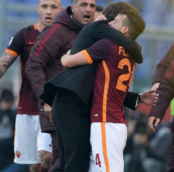 После четырех матчей без побед в Серии А и неожиданного вылета из Кубка Италии, победила «Рома»