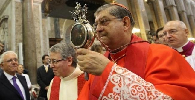 В Неаполе не разжижилась кровь Святого Януария