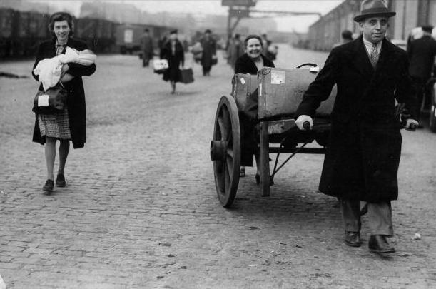Найден архив Муссолини про итальянцев в Шотландии