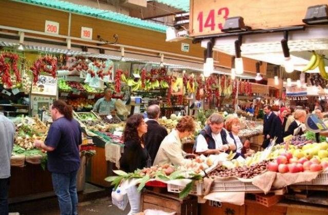 Миланские жители могут больше не ходить на рынок