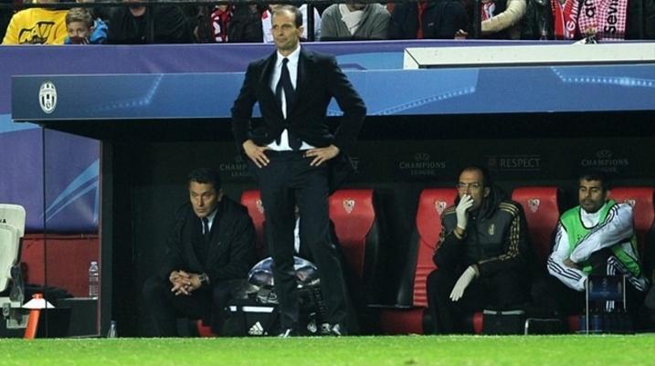 Наставник Массимилиано Аллегри прокомментировал итог матча в итальянских СМИ