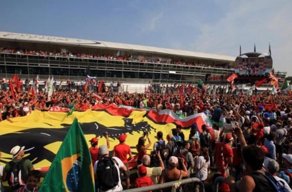 Гран При Формулы 1 в Монце состоится несмотря ни на что