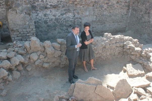 Шесть древнеримских обителей восстановили на территории Помпеи