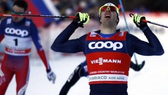 Непобедимый итальянский спринтер Федерико Пеллегрино
