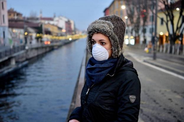 Состояние воздуха беспокоит итальянские власти