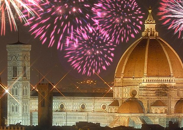 Приезжайте на Новый год во Флоренцию