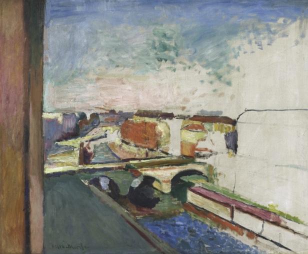 В Турин приедет потрясающая выставка Анри Матисса и его современников