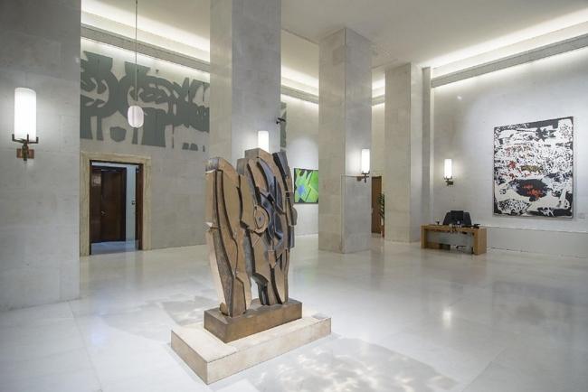 В Риме дворец Палаццо-делла-Фарнезина открыл двери для гостей
