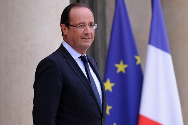 Президент Франции Франсуа Олланд – человек года, по версии Euromag