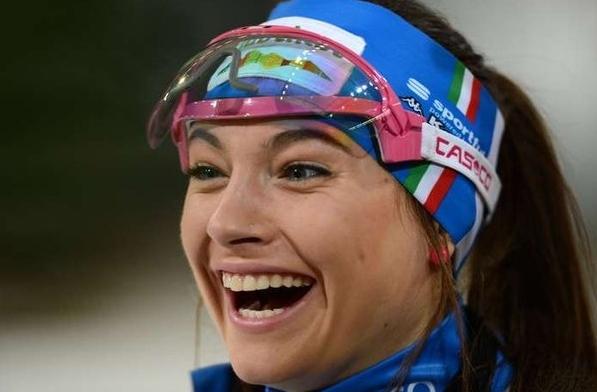 Мечтаю хорошо выступить на итальянском этапе в Антхольце