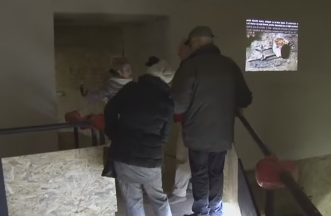 Флоренция откроет двери подземелья палаццо Медичи-Риккарди
