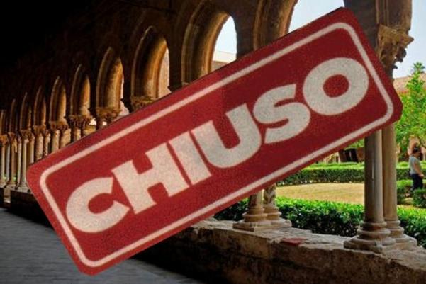 Сицилия закроет некоторые музеи на Новый год