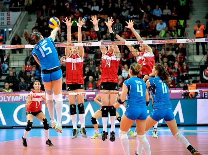 Во второй половине мая, в Японии, стартует заключительный отборочный турнир, в котором, кроме итальянок и голландок, будут играть хозяйки турнира