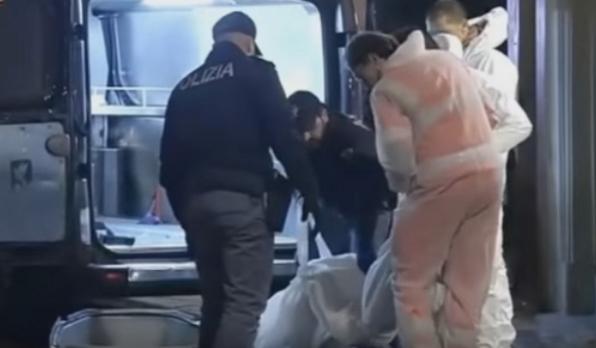 Американка Эшли Олсен была задушена