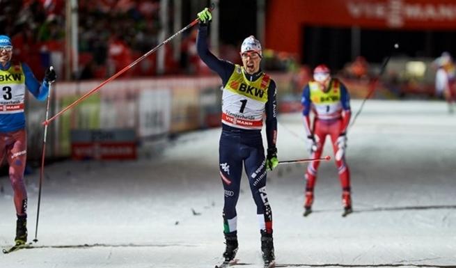 Многодневка «Tour de Ski» стартует с победы итальянского спринтера