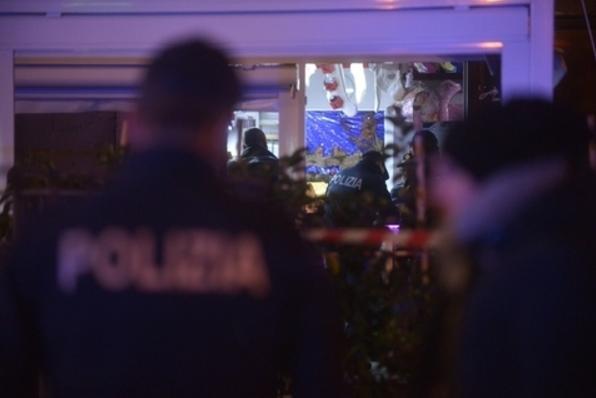 Итальянец убит в новогоднюю ночь по ошибке