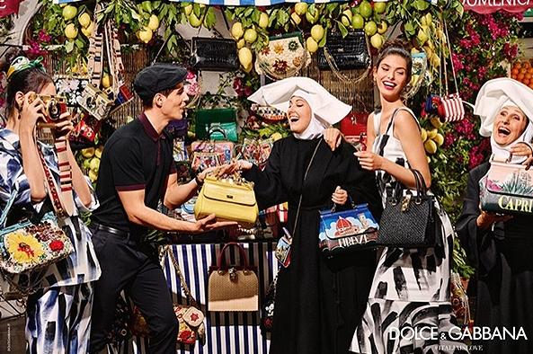 Новая трешовая реклама Dolce & Gabbana взорвала модный рынок