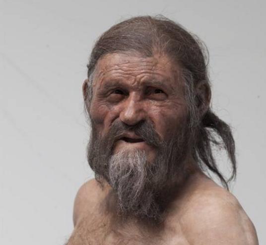 У ледяного человека Эци возможно была язва желудка