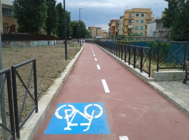 Самая длинная трасса для велосипедистов появится в Риме