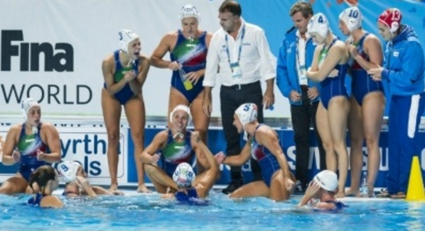 Костяк команды составляют девушки, которые в 2015 году стали бронзовыми призерами чемпионата мира в Казани