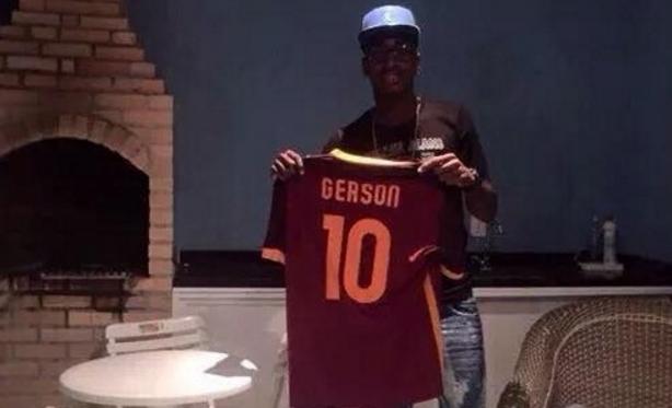 18-летний атакующий полузащитник Герсон, который сможет присоединиться к «желто-красным» лишь летом