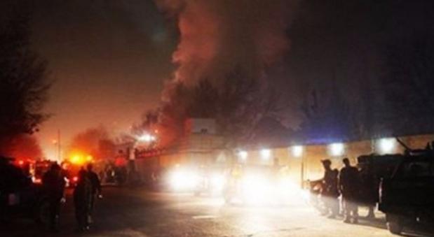Итальянские дипломаты не пострадали при взрыве в Кабуле